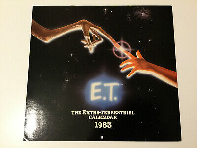 E.T. The Extraterrestrial Calendar 1983