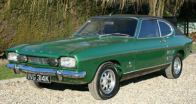 1972 MK1 Ford Capri 1600 GT XLR SVO.Very Rare.Stunning Condition