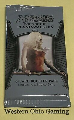 MTG Magic Duels of the Planeswalkers Promo Booster NEW Serra Avatar