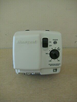 AO Smith Honeywell WV4464B1037 318865-001 Water Heater Gas Valve Thermostat Used