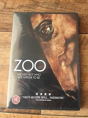 Zoo controversial Taboo explicit, Documentary NEW (DVD 2008) 18 Adults PAL Movie