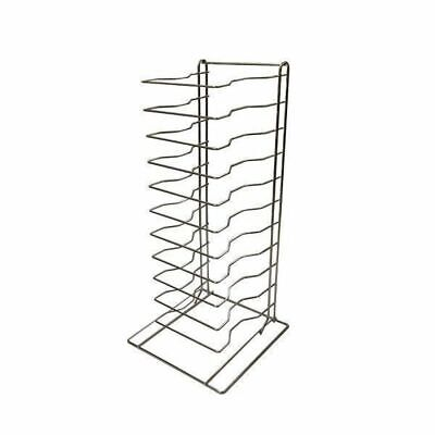 Pizza Rack for 11 Trays, Bench Model, Deep Spacing Commercial Pizza Equipment
