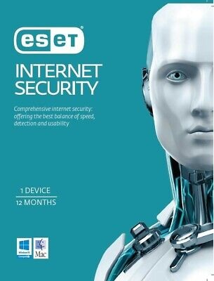 Eset Internet Security Oem 1 Device 1 Year Download