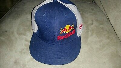 5e5b434446f20d RED BULL NEW Era Athlete Only Hat - Very Rare - Fitted Size 7 1/4 ...