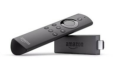 New Amazon Fire TV Stick 2nd Gen With Alexa Voice Remote Streaming Media Player