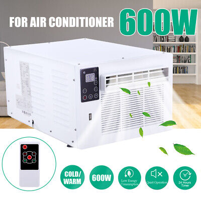 600W Window Wall Box Refrigerated Air Conditioner Cooler Reverse Cycle Cold&Heat
