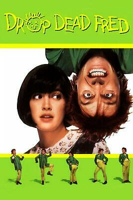 Drop Dead Fred - DVD Region 4 Free Shipping!