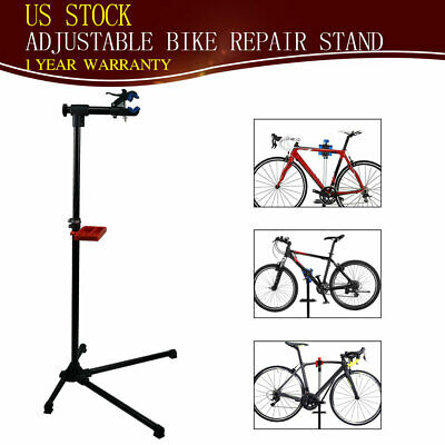 25e2d46ee56 Adjustable Bike Cycle Bicycle Maintenance Repair Stand Mechanic Workstand  Rack