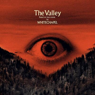 Whitechapel - The Valley CD ALBUM NEW (27th MARCH)
