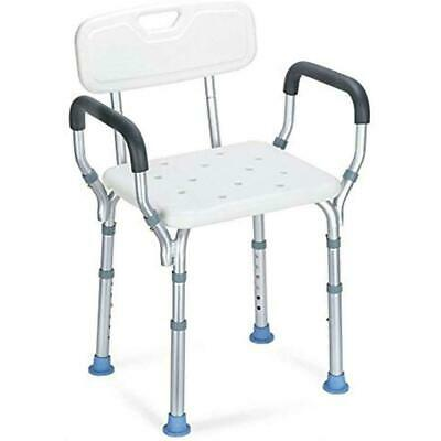 OasisSpace Heavy Bath & Shower Safety Seating Transfer Bench - NEW