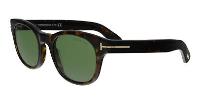 e056febe53 TOM FORD FT0590 52N Bryan-02 Havana Square Sunglasses -  145.00 ...