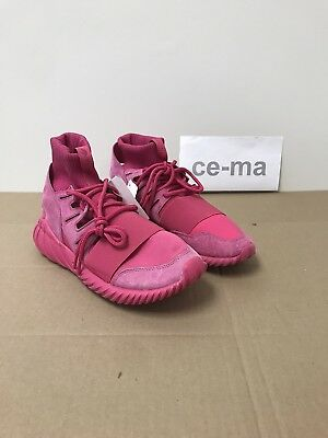 Adidas Originals Tubular Doom Pink New Men Rare y3 No Box S74795 Sample US 9 4da042f015c3