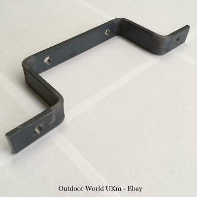 AB Tools-Maypole Trailer Spare Wheel Carrier Bracket Universal Clamp Type /& Wheel Tyre Cover 28