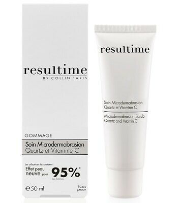 Resultime Soin Microdermabrasion Neuf 50ml