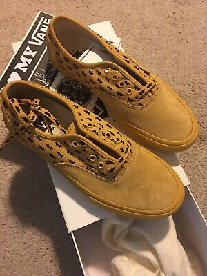 50a85cc952 VANS SYNDICATE X WTAPS Authentic Wings NEW Size 9.5 Vault Supreme ...