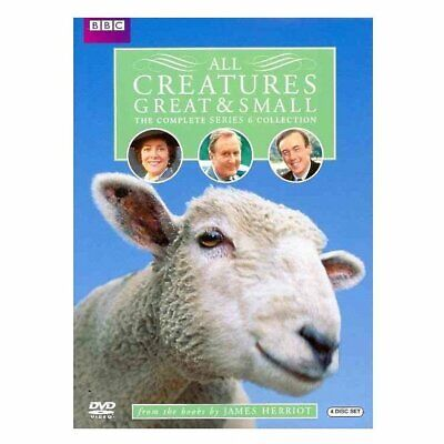 All Creatures Great & Small: The Complete Series 6 Collection (Repackage), New D