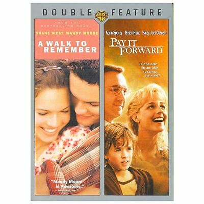 A Walk to Remember/Pay It Forward, New DVDs