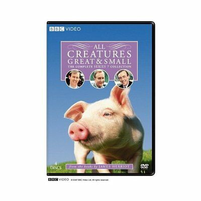 All Creatures Great and Small - The Complete Series 7 Collection, New DVDs