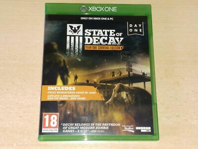 State of Decay Year One Survival Edition Xbox One **FREE UK POSTAGE**