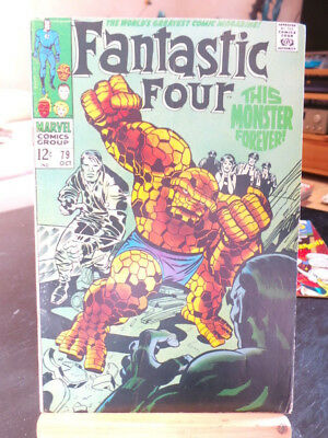 Fantastic Four Vol. 1 #79 - Marvel Comics VO US