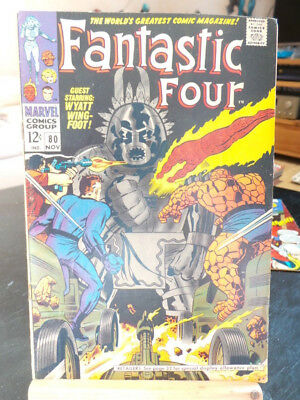 Fantastic Four Vol. 1 #80 - Marvel Comics VO US