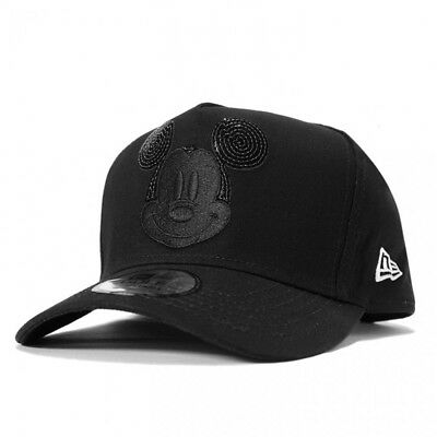 NEW ERA GOLF DISNEY Collaboration 9FORTY D-Frame Mickey Sequined Cap ... 1918ae7501a