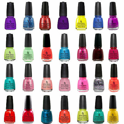 China Glaze Nail Polish. Buy 4 Get 1 FREE