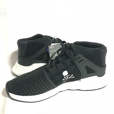 7ff24c325 Adidas Originals by MASTERMIND WORLD EQT SUPPORT Sneakers Black size US 10  M12