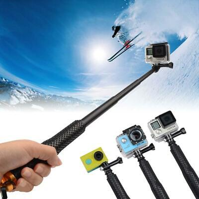 Handheld Waterproof Monopod Tripod Selfie Stick Pole For Gopro Hero 4 3 +3 2 1