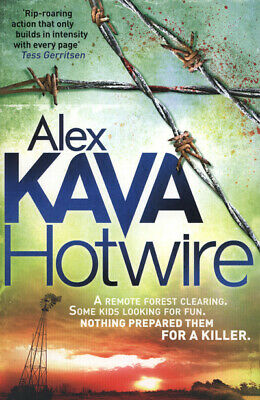 Maggie O'Dell series: Hotwire by Alex Kava (Paperback / softback)