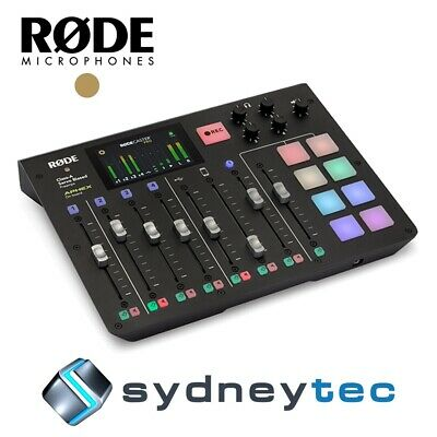 New Rode RODECaster Pro Integrated Podcast Production Console (RCP)