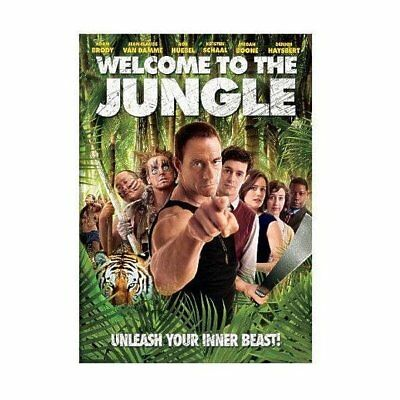 Welcome to the Jungle, New DVDs