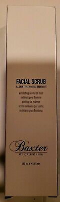 Baxter of California Facial Scrub 120ml