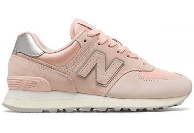 CHAUSSURES NEW BALANCE WL574 Cool pour femmes Rose