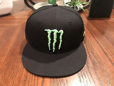f37770505 MONSTER ENERGY NEW Era 9Fifty Snapback Hat Cap **NEW**