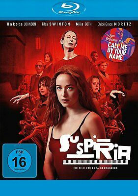 Suspiria - 2018 - (Dakota Johnson) # BLU-RAY-NEU