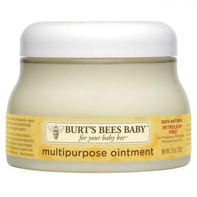 Burt's Bees Baby 100% Natural Multipurpose Ointment, Face & Body Ointment –...