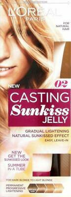 L'Oreal Casting Hair Sunkiss Jelly  Dark Blonde to Light Blonde Sunkissed Effect