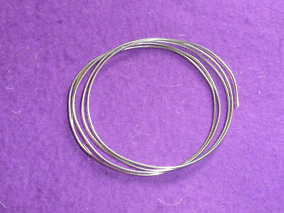 "1 Mtr. of 2.0mm Special Solder by ""Multicore"" for Stainless Steel and metals."