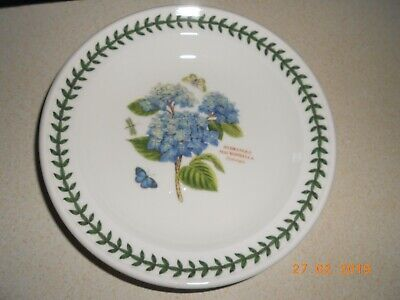 Portmeirion Botanic Garden  Bread And Butter Plate - 6 Inch - Hydrangea