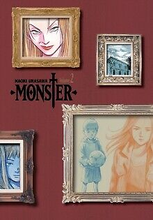 Monster, Vol. 4: The Perfect Edition by Naoki Urasawa (Paperback, 2014)