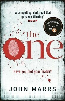 The One by John Marrs (Paperback, 2017)