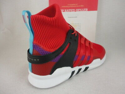 super popular 59309 654ec Adidas EQT Support ADV Winter, Scarlet Red  Purple, Size 11