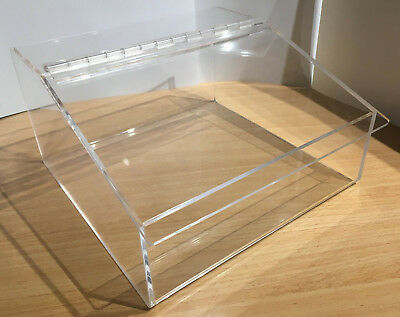 Acrylic Perspex Lolly Candy Display Bin   Excellent Condition - Sydney