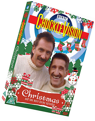 Chucklevision Christmas and Two More Barmy Episodes [Import anglais]