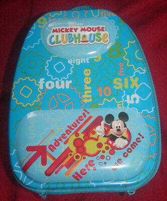 Disney Koffer Rucksack Schatulle Mickey Mouse Clubhouse
