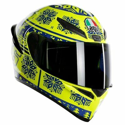 Casco Integrale Agv K1 K-1 Top Winter Test 2015 Taglia M/s