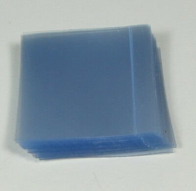 50 Tamper Evident Security Shrink Wrap Bands Perforated Heat Seals 40 x 40 #9525