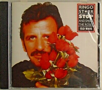RINGO STARR - CD - Stop And Smell The Roses/Old Wave - BRAND NEW