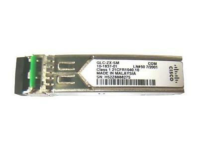 Genuine CISCO GLC-ZX-SM 1000BASE-ZX SFP Transceiver 10-1837-01 mini GBIC